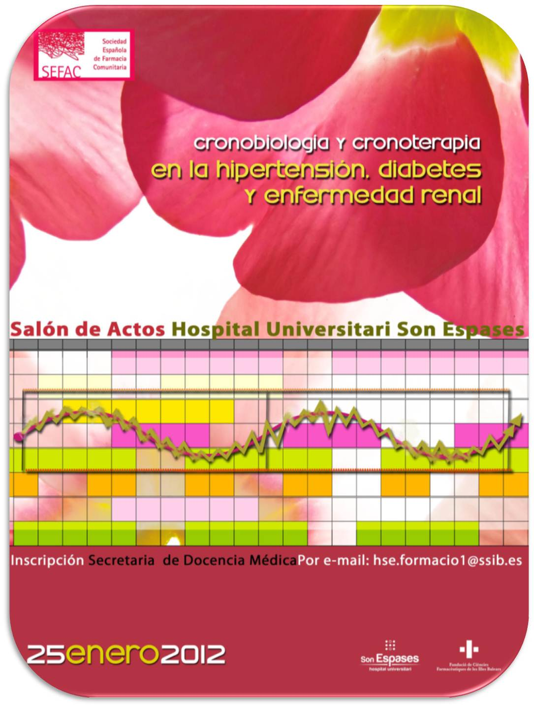 Cronobiologia i Cronoteràpia en la HTA, diabetes i malaltia renal
