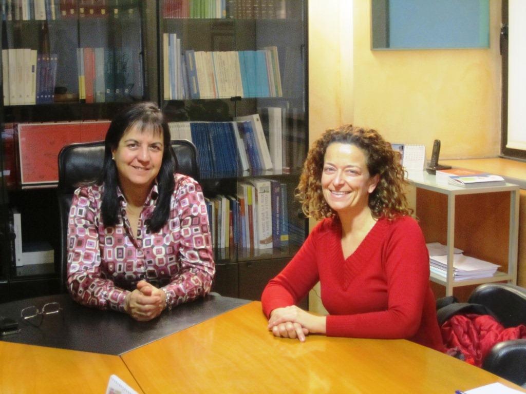 Reunió de la SBMFIC amb La consellera de Salut, Família i Benestar Social, Carmen Castro,