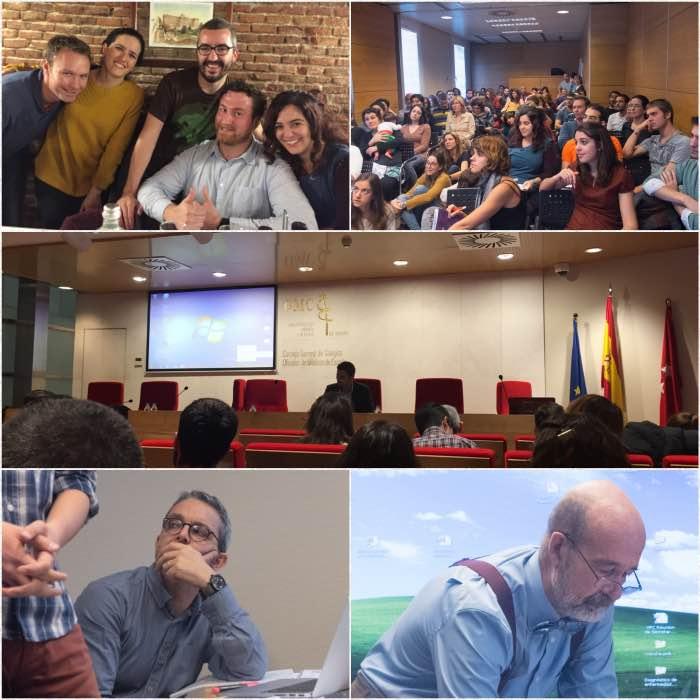 Seminari d'Innovació sobre Vacunes, Madrid, 27 i 28 novembre 2015