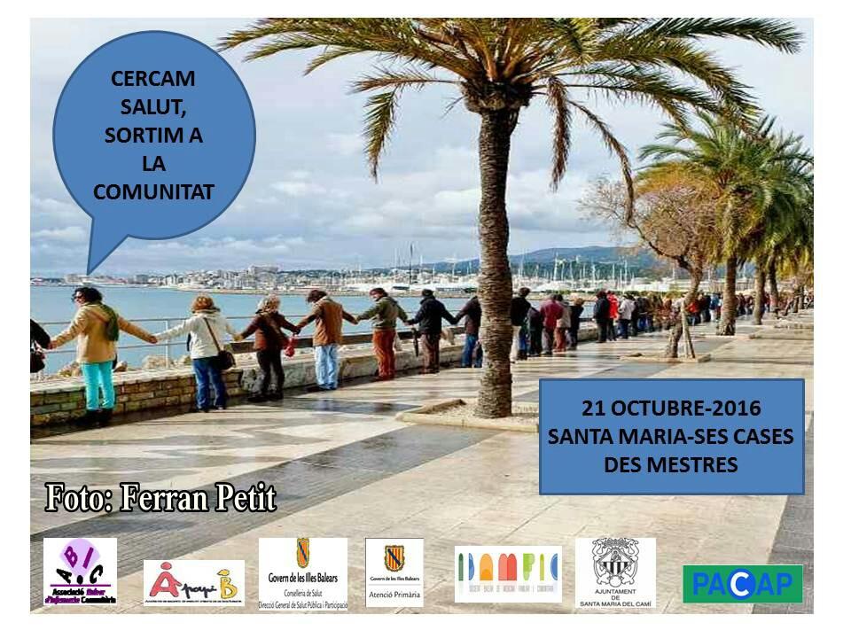 VI Trobada de Participació Comunitària de les Illes Balears