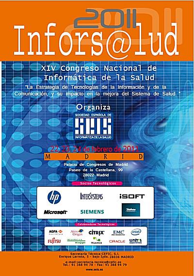"""JORNADA """"Tecnologías de la Información y las Comunicaciones (TIC) en Atención Primaria (AP)""""."""
