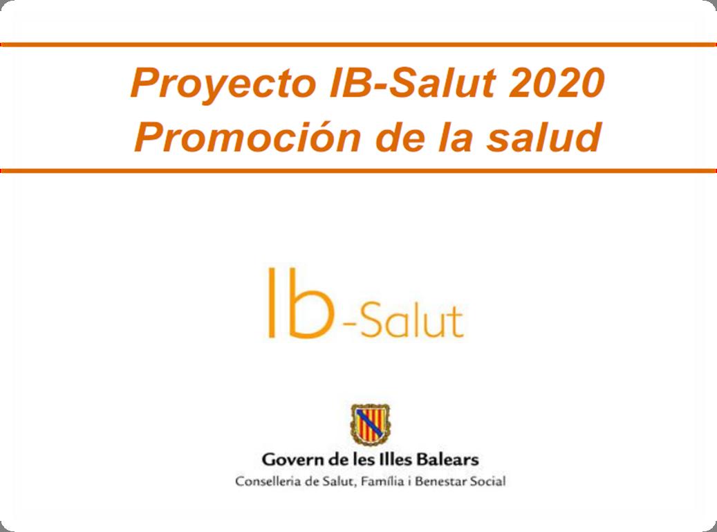 Projecte Ib-salut 2020